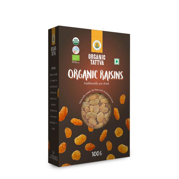 Organic Tattva's Raisins