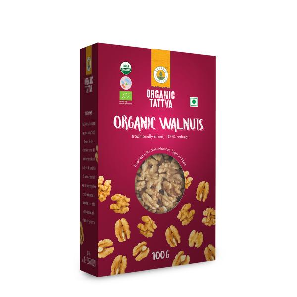 Organic Tattva's Walnuts