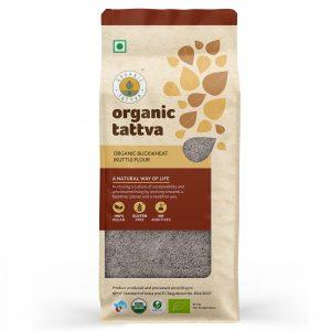 Organic Buckwheat (Kuttu) Flour