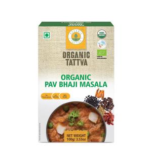 Organic Tattva's Pav Bhaji Masala