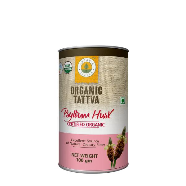 Organic Psyllium Husk (100gm)