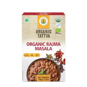 Organic Rajma Masala