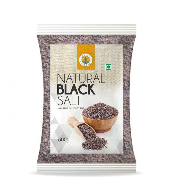 Organic Black Salt
