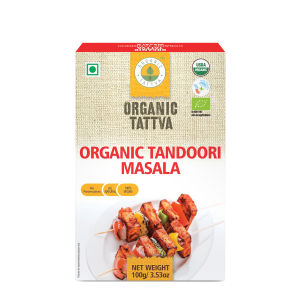 Organic Tattva's Tandoori Masala