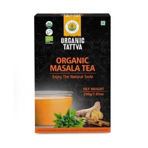 Organic Masala Tea