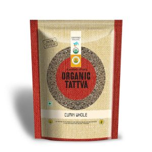 Organic Cumin Whole (100gm)