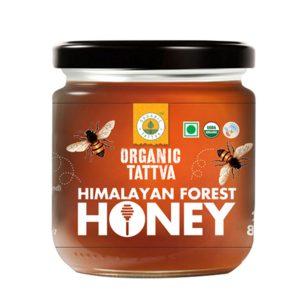 Organic Oils, Honey & Pastes