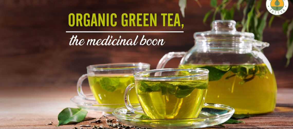Benefits of Organic Green Tea