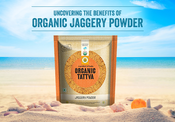 Benefits of Organic Jaggery Powder