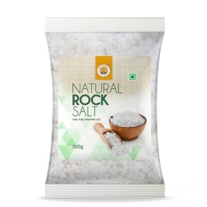 Natural Rock Salt