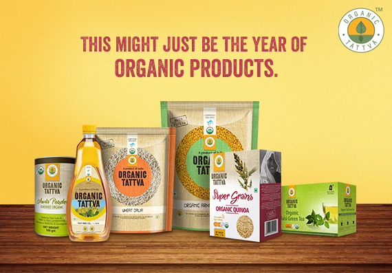 5 Factors that help the Growth of Organic Market in India