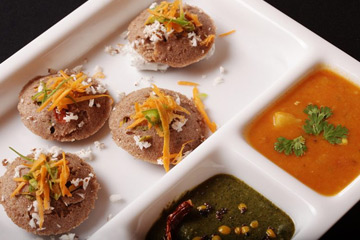 Ragi Idli with Sambhar Recipe by Organic Tattva