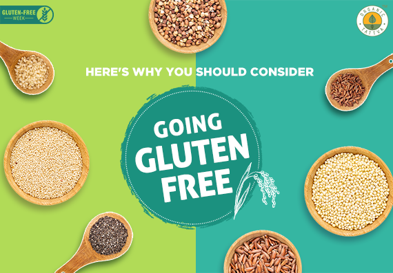 Benefits of Gluten Free Products