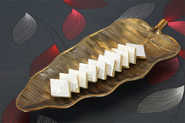 Kaju Katli Recipe - Organic Tattva
