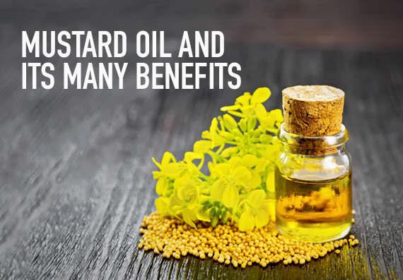 Mustard oil and its many benefits - Organic Tattva