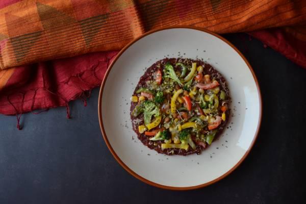 Beetroot Pizza Recipe – Organic Tattva