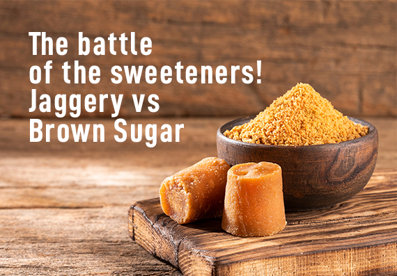 Health benefits of Brown Sugar and Jaggery Powder - Organic Tattva