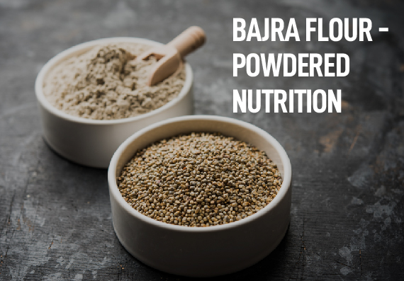 Nutritional Facts of Bajra Flour - Organic Tattva