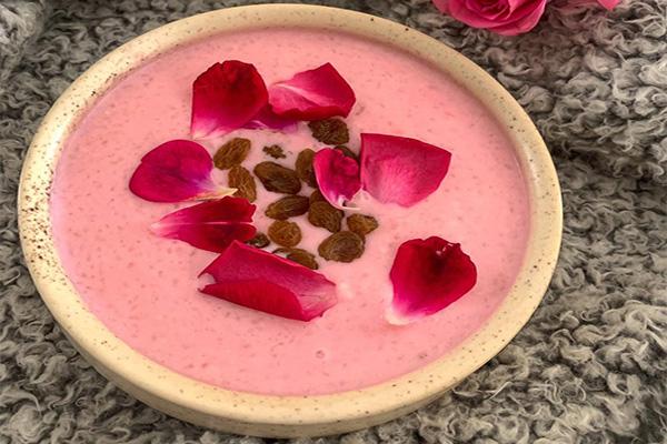 Rose Kheer Recipe – Organic Tattva