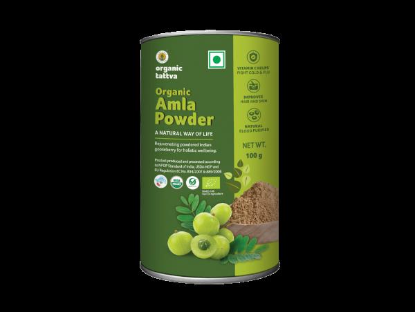 Organic Amla Powder (100g)