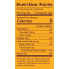 Health Foods 100gm_Organic Psyllium Husk_Nutrition Table