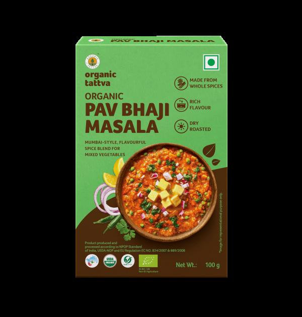 Organic Pav Bhaji Masala