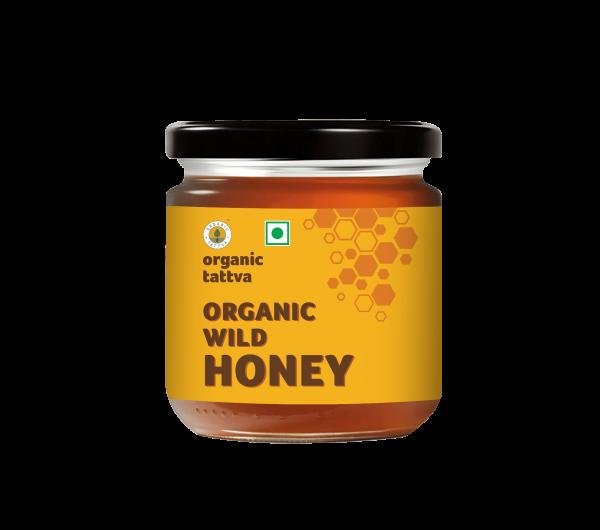 Organic Honey (250g)