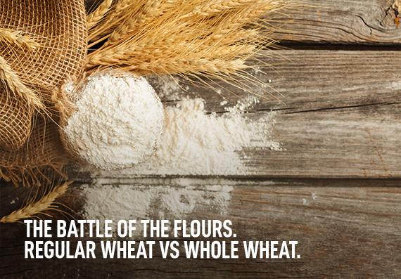 Health Benefits of Whole and Regular Wheat Flour - Organic Tattva
